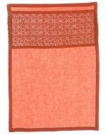 Tovaglietta ruggine Stripy Lace