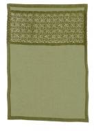 Tovaglietta Stripy Lace verde