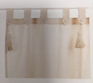 tenda 150x300 cm Naturale