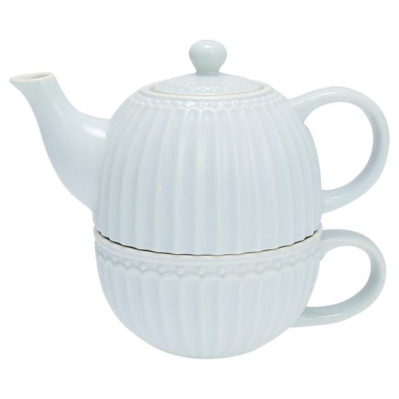 TEA FOR ONE ALICE AZZURRO