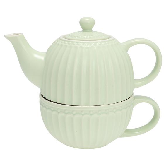 TEA FOR ONE ALICE VERDE