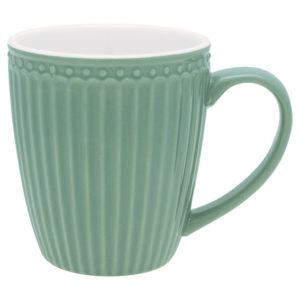 MUG ALICE DUSTY GREEN