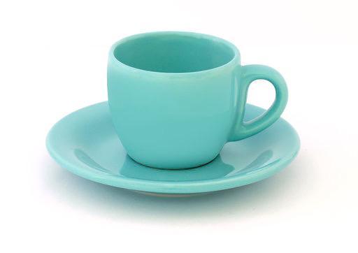 TAZZINA CON PIATTINO CAFFE'