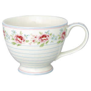 TEA CUP MERYL MEGA WHITE
